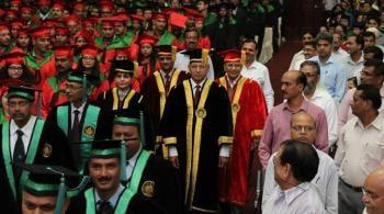 Convocation, Forest Research Institute, Deemed University, Dehra Dun