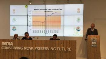 COP 23 of UNFCCC, Bonn (German)