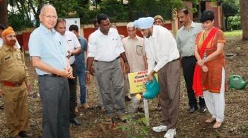 Celebration of  Van Mahotsava and World Environment Day at FRI / ICFRE, Dehra Dun