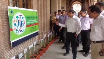 Celebration of International Day for Biological Diversity  at  ICFRE/FRI, Dehra Dun on 22nd May, 2019