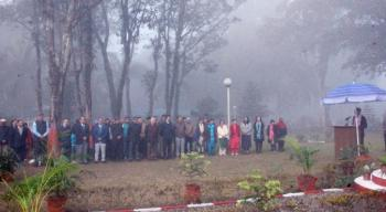 Republic Day Celebration at ICFRE, Dehradun on 26th January, 2020