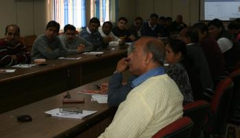 Training of  GeM on 07th December, 2018 at ICFRE, Dehradun