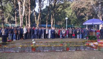Celebration of Republic Day at ICFRE, Dehradun on 26th January, 2019.
