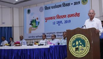 Celebration of World Environment Day at  ICFRE / FRI, Dehra Dun from 25th May to 05th June, 2019 and Award Ceremony on 12th June, 2019