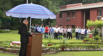 Celebration of Independence Day at ICFRE(HQ) Dehradun on 15th August, 2019